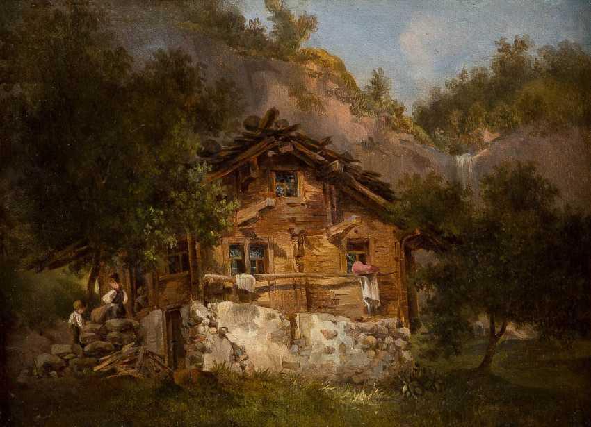 HEINRICH BÜRKEL (RADIUS) in 1802 in Pirmasens - 1869 Munich - photo 1