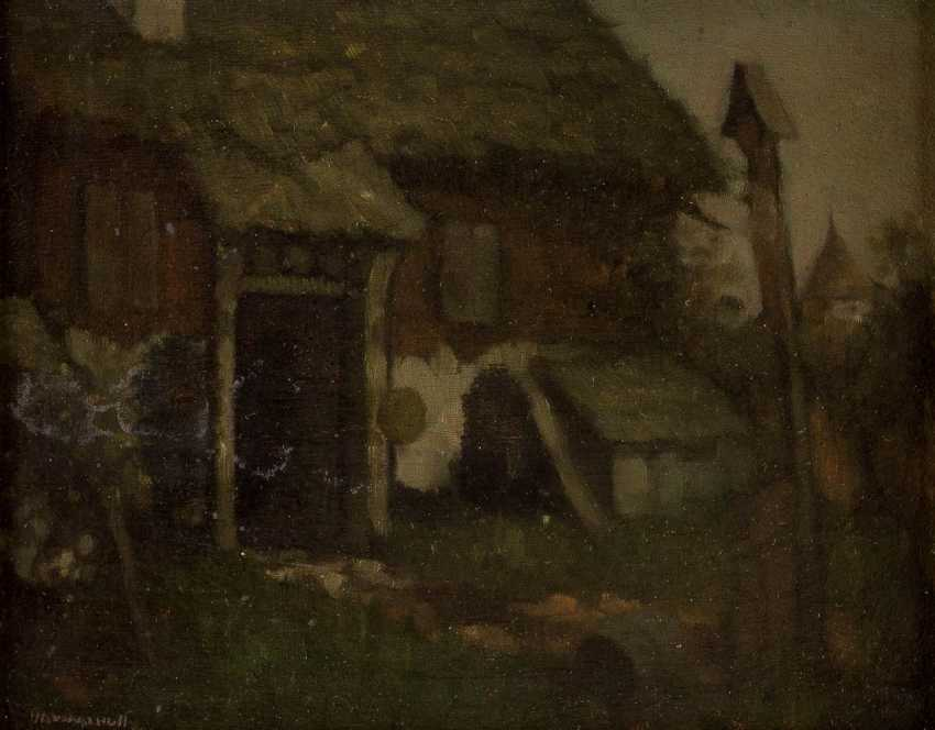 HENRI (HERMANUS ANTONIUS) OF DAALHOFF 1867 Haarlem - 1953 Den Haag - photo 1