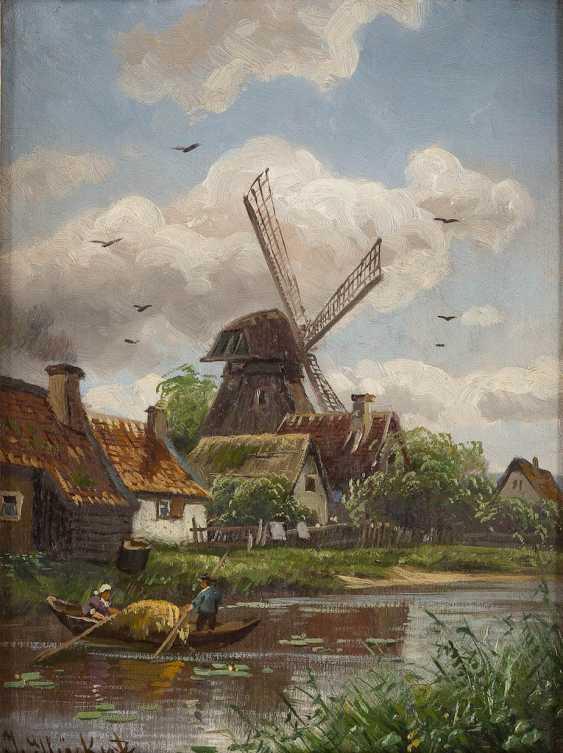 JOHANNES GLÜCKERT 1868 in Mainz - c. 1921 - photo 1