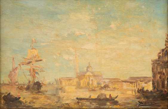 FELIX ZIEM (ATTR.) 1821 Beaune - 1911 Paris - photo 1