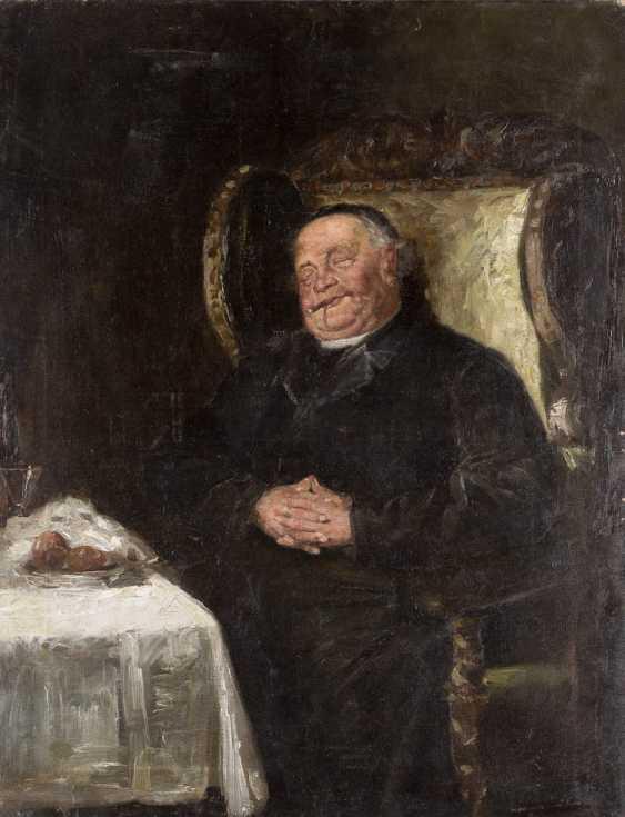 EDUARD VON GRÜTZNER (RADIUS) 1846 Karlowice Wielkie (Poland) - 1925 Munich - photo 1