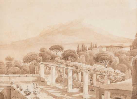 JOHANN WILHELM SCHIRMER (ATTR.) 1807 Jülich - 1863 Karlsruhe - photo 1