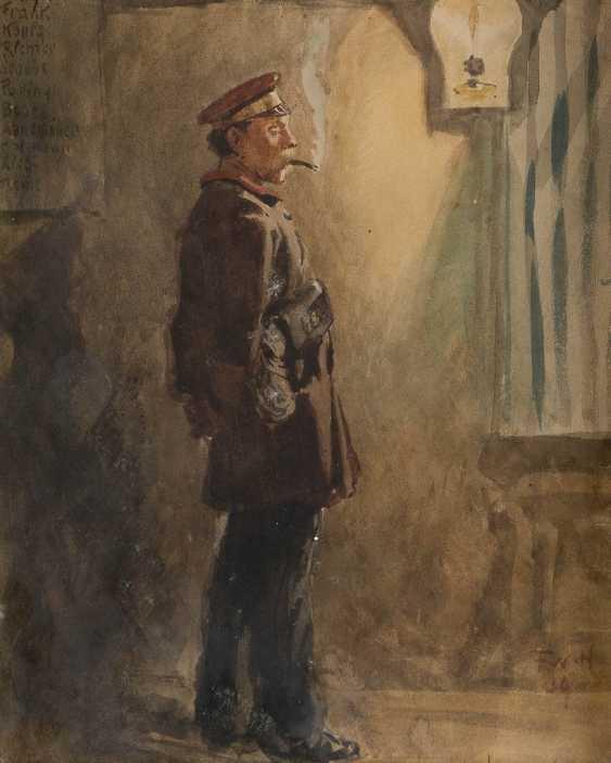 PETER II KRÄMER 1857 Philadelphia - 1936 Diessen am Ammersee - photo 1