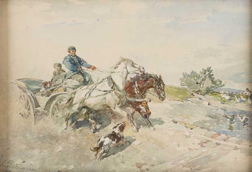 GREGOR VON BOCHMANN 1850 Well-Nesat - 1930 Hösel - photo 1