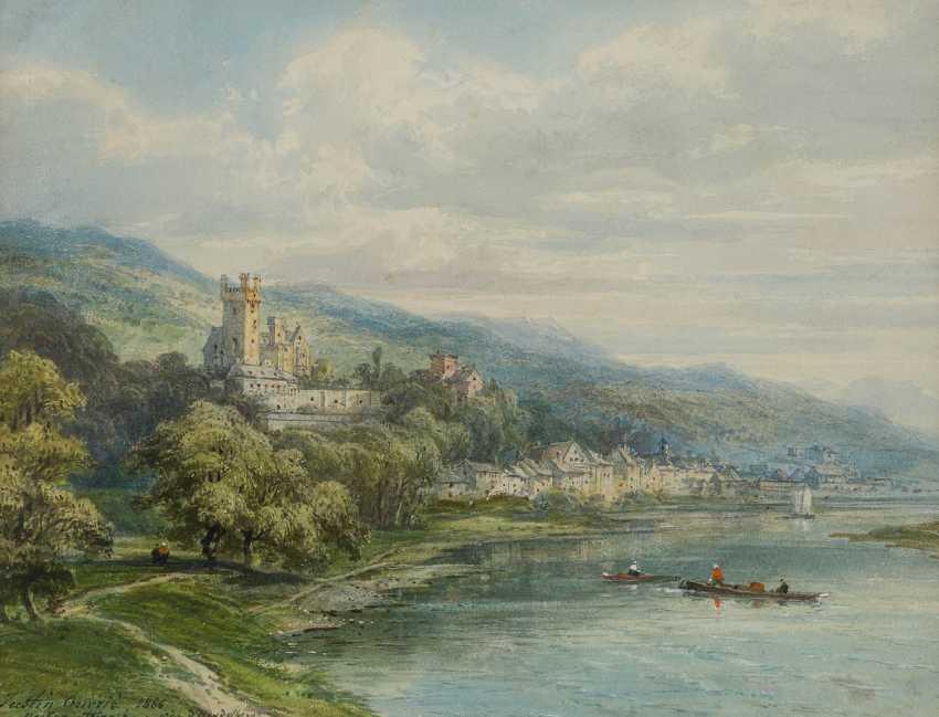 PIERRE JUSTIN OPEN 1806 - Paris- 1879 Rouen - photo 1