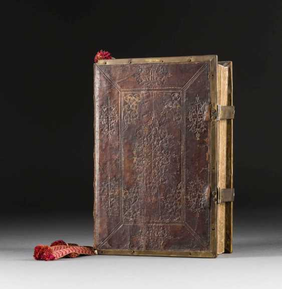 ROMAN MISSAL FROM THE DECREE OF THE HOLY TRENT RESTORATION - photo 1