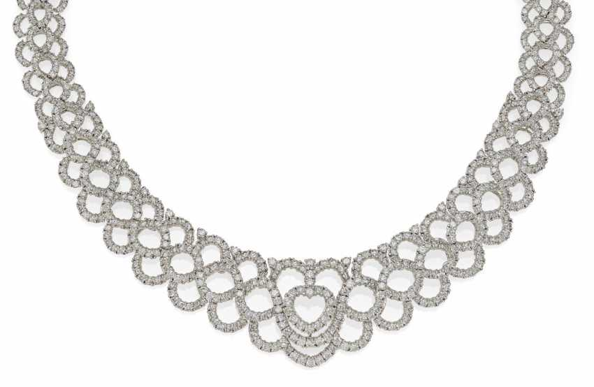 Diamond-Necklace.  - photo 1