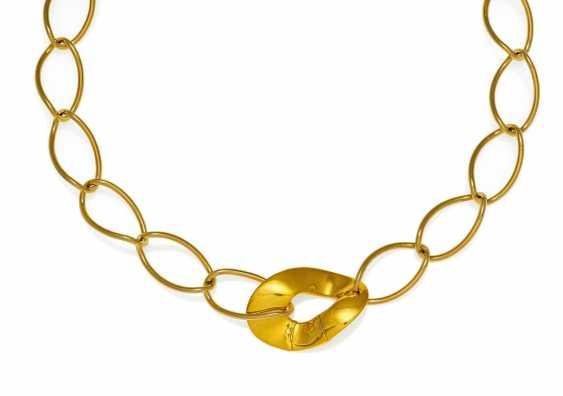 Gold-Collier. Pomellato - photo 1