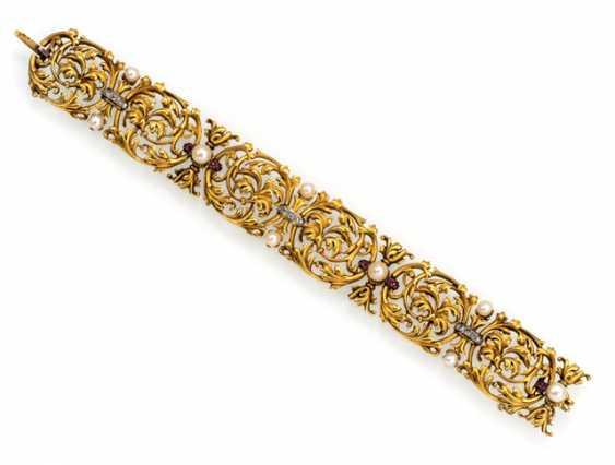 Extraordinary Gold Bracelet - photo 1