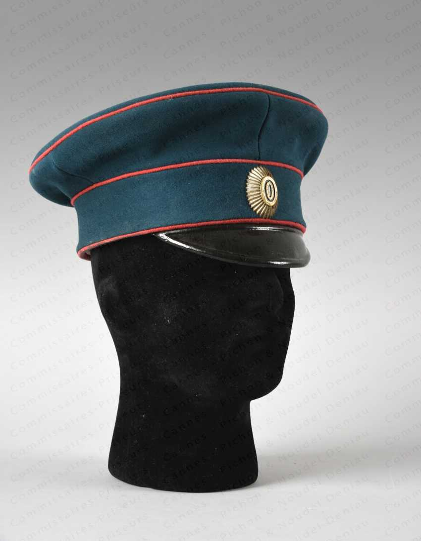 CAP OFFICER OF the REGIMENT OF RIFLEMEN