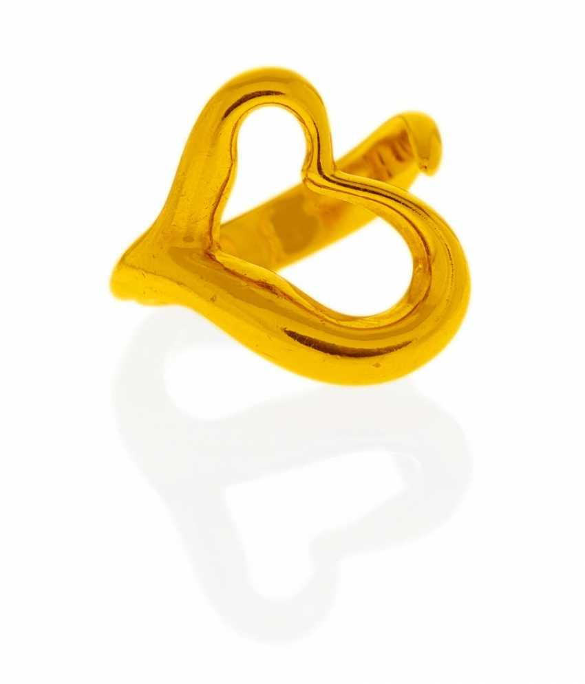 Gold-Ring. Tiffany & Co. - photo 1