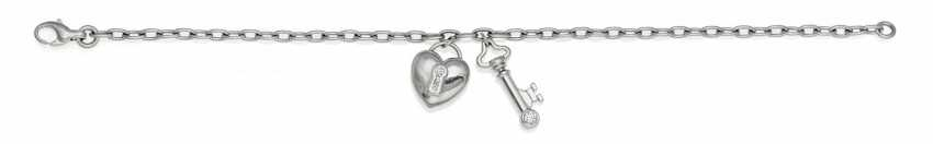 Diamant-Armband. Tiffany & Co. - photo 1