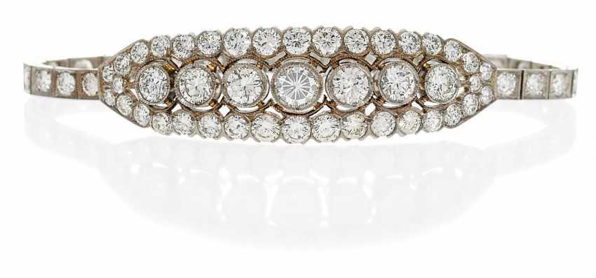 Diamant-Armband. - photo 1
