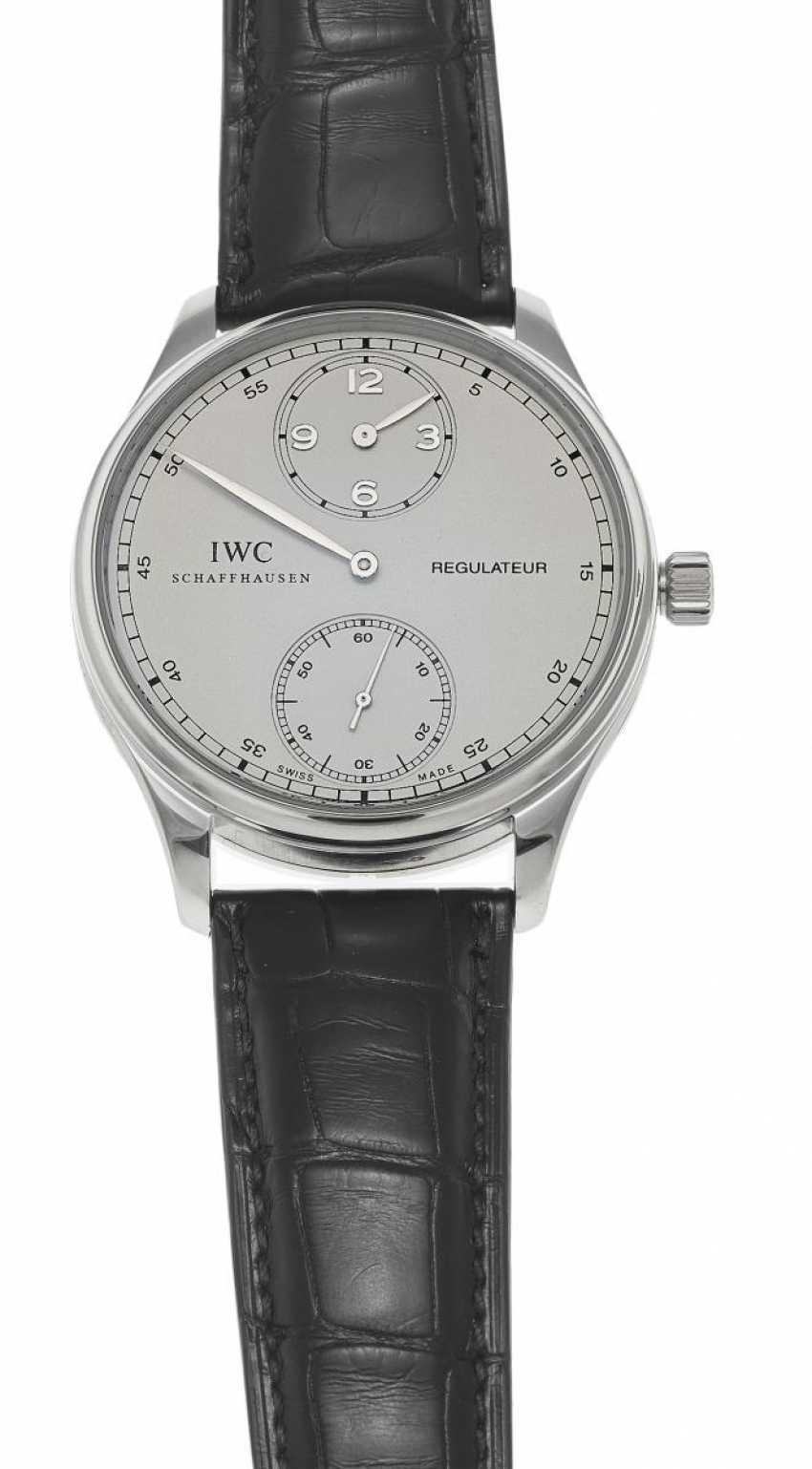 Wristwatch, IWC, Switzerland. - photo 1