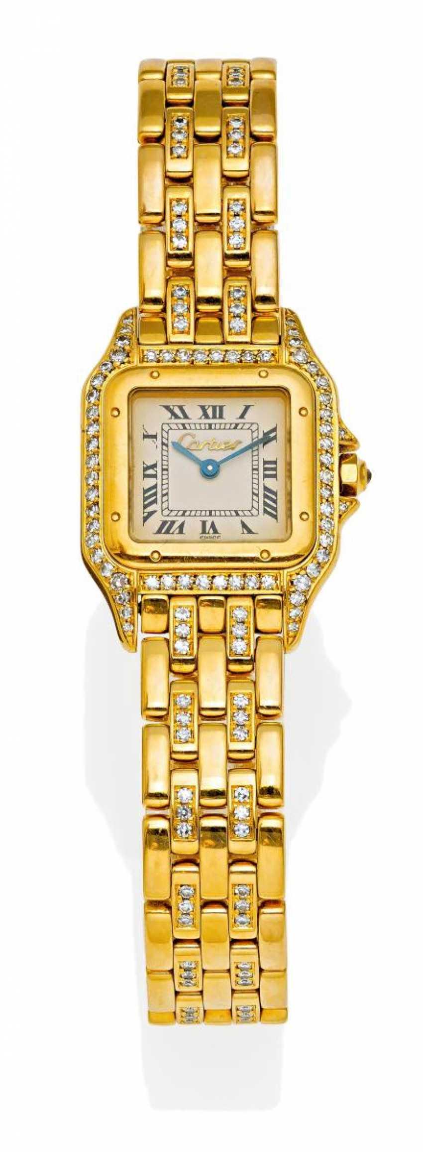 Wrist Watch Cartier, Switzerland. - photo 1