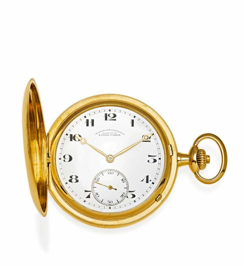 Pocket watch, A. Lange & Söhne Glashütte i/SA, Germany. - photo 1