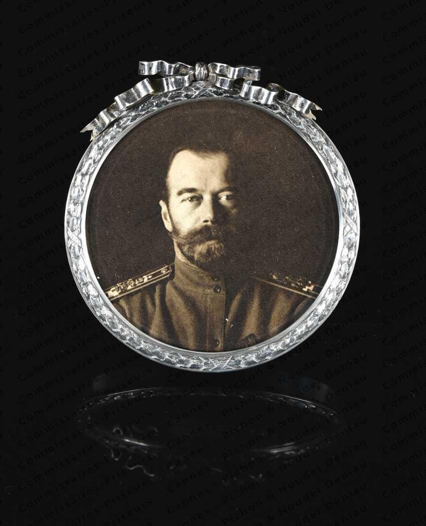 NICOLAS II, empereur de Russie (1868-1918)