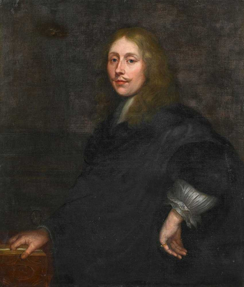 Kneller, Gottfried. Portrait of a noble Lord. - photo 1