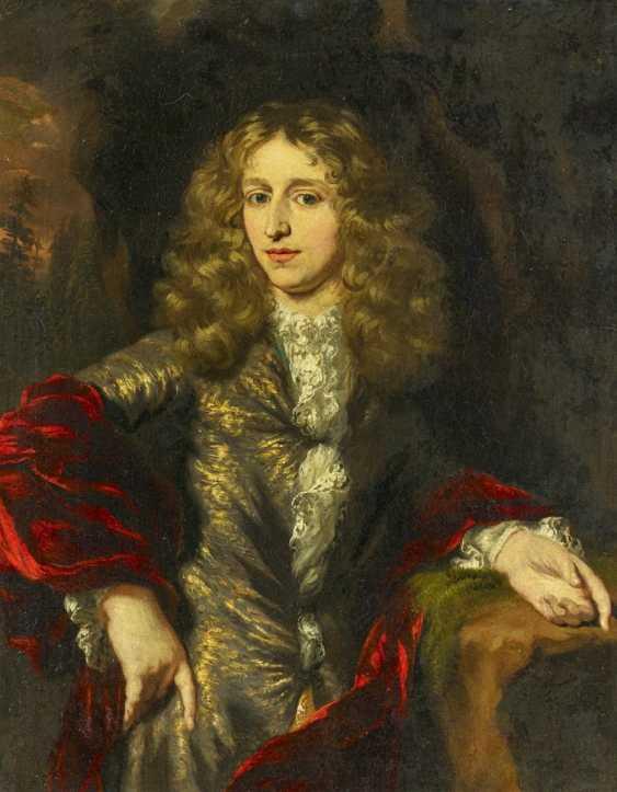 Maes, Nicolaes. Portrait of a courtier. - photo 1