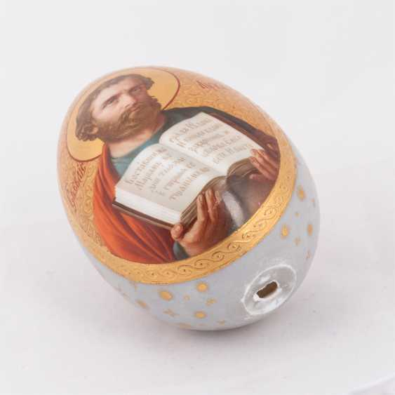 Rare Easter egg with the image of St. Luke - photo 2
