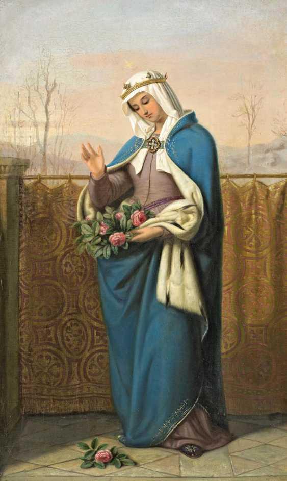 Ittenbach, Franz. The Holy Elisabeth of Thuringia. - photo 1