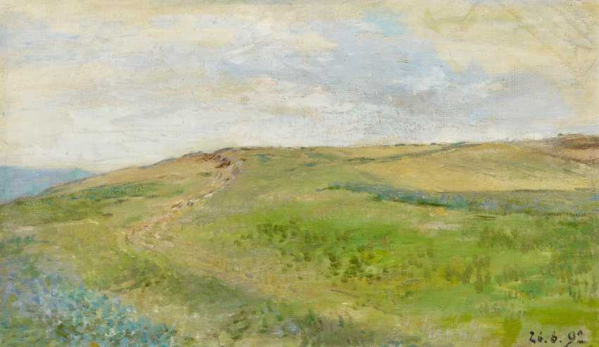 Sterl, Robert Hermann. Way over the hill. - photo 1