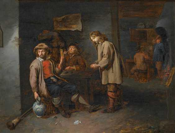 Ryckaert, David III.. In the Tavern. - photo 1
