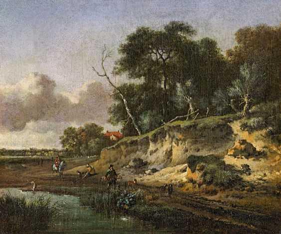Wynants, Jan. Dunes crash with Falk hunters and ponds. - photo 1