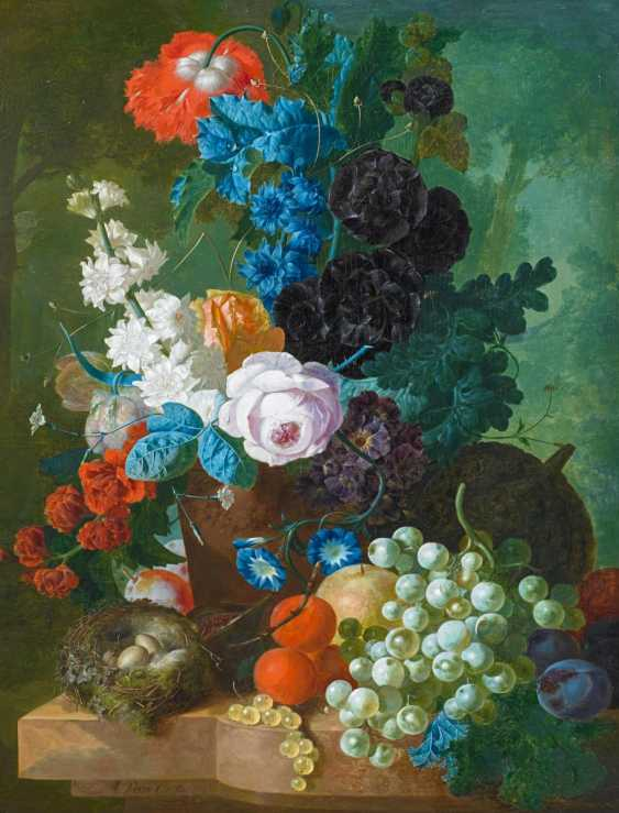 Os, Jan van. Still life with flowers. - photo 1