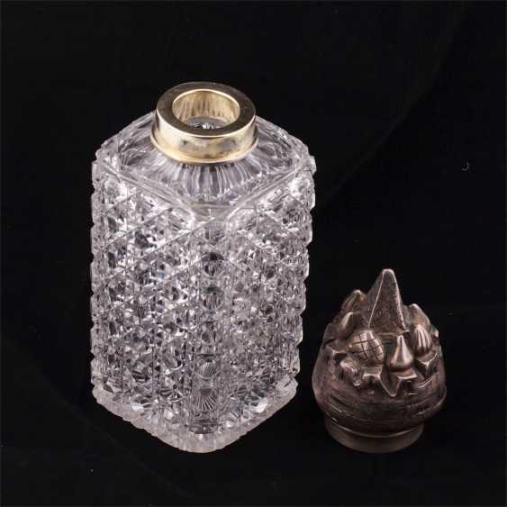 Unusual bottle in the art Nouveau style - photo 3