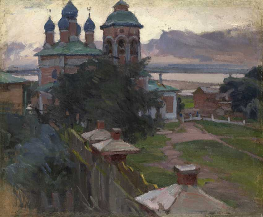 ARKHIPOV, ABRAM (1862-1930) Murom , signed. - photo 1