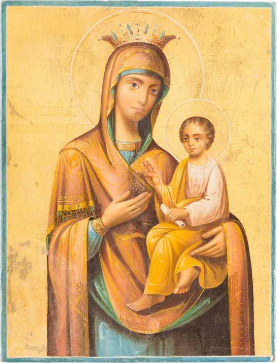 ICON OF THE MOTHER OF GOD 'QUICK LISTENING' (SKOROPOSLUSNITSA) - photo 1