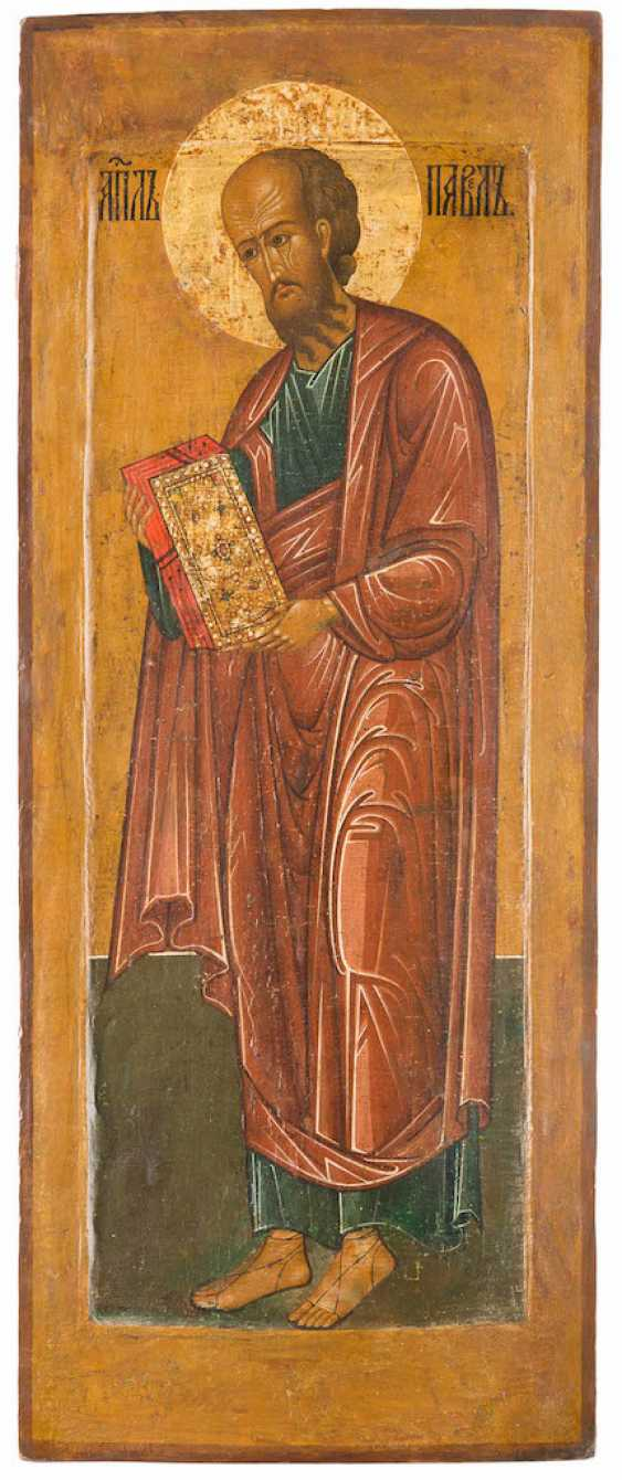 A BIG ICON WITH THE APOSTLE PAUL - photo 1