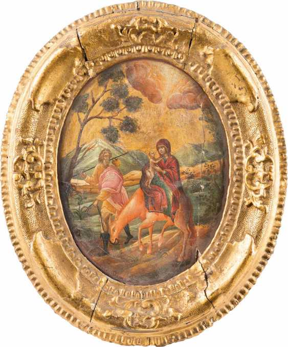 FEW ICONS OF THE FLIGHT INTO EGYPT AND THE ENTRY INTO JERUSALEM - photo 3