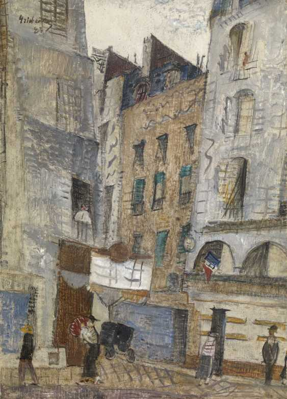 GRISHENKO, ALEXEI (1883-1977) Paris , signed and dated 1923, also further titled and dated on the reverse. - photo 1