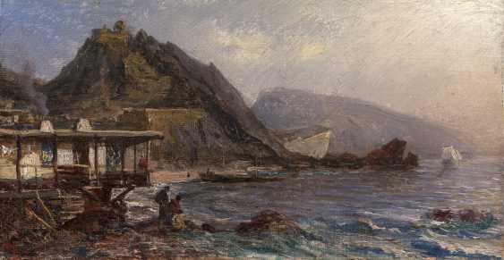 BOGOLIUBOV, ALEXEI (1824-1896) Coastal Scenes  - photo 1
