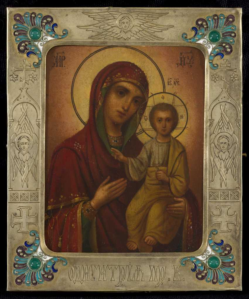 Mother of God of Odigitria    - photo 1