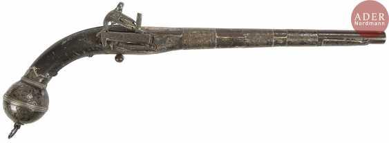 Gun caucasian. Second half of the Nineteenth century. - photo 1