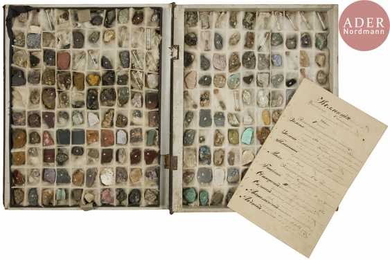 RARE AND IMPORTANT COLLECTION OF MINERALS FROM RUSSIA - photo 1