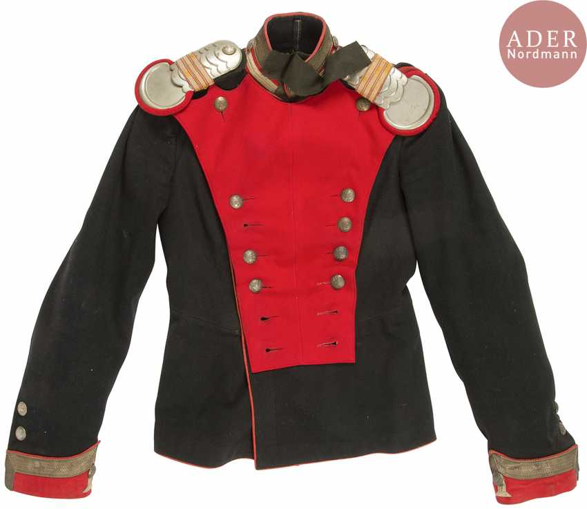 The clothes of the student of the School of Cavalry Elisavetgradskoie, model 1908. - photo 1
