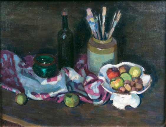 "Otto Pieper, ""Studio Still Life"" - photo 1"