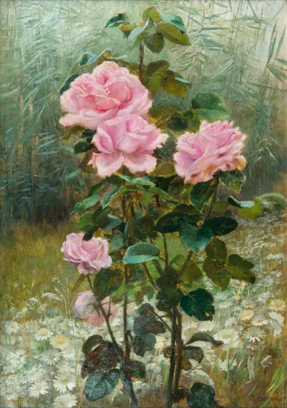 "Otolia Kraszewska ""Blooming Roses"" - photo 1"
