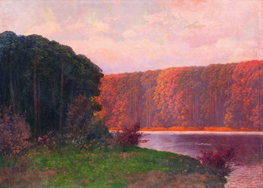 "Rudolf Hellgrewe ""Märkischer Lac"" - photo 1"