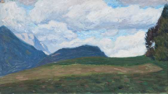 """August Haake """"In The Mountains"""" - photo 1"""