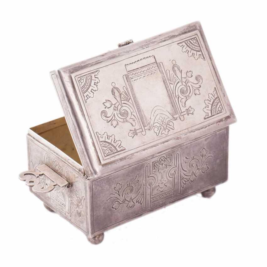 The casket - photo 4