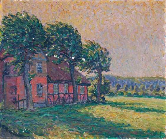 """Heinrich Blunck-Heikendorf """"Bright Forest"""" - photo 2"""