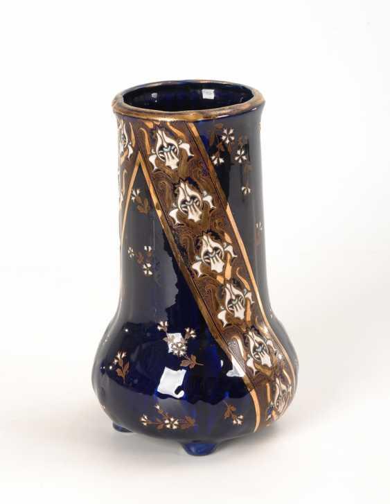 Jugendstil-Vase, Keller & Guérin. - Foto 1