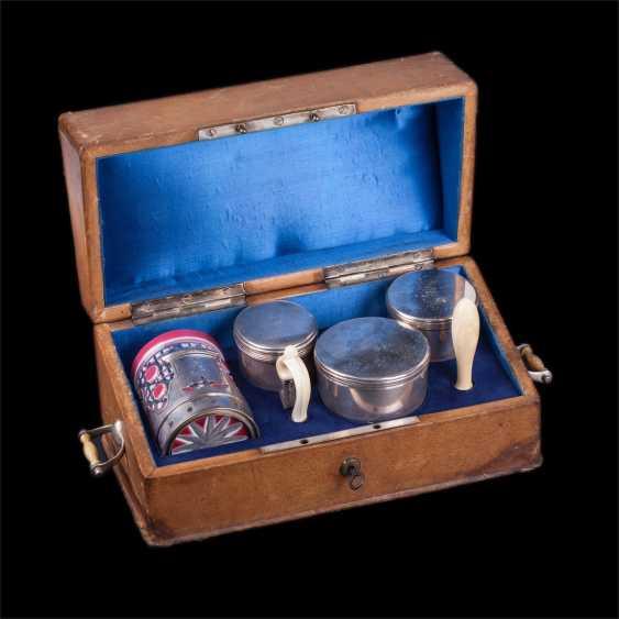 Camping tea set Grand Duke Alexander Alexandrovich