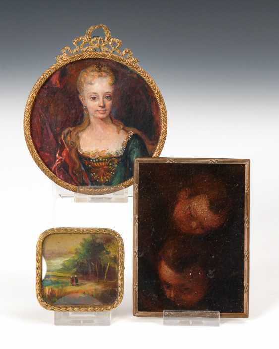 3 Miniaturen. - фото 1