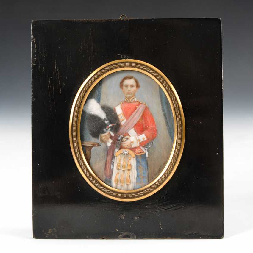 MATTHEWS, E.: Junger Offizier des Royal Regiment of Scotland - Foto 1